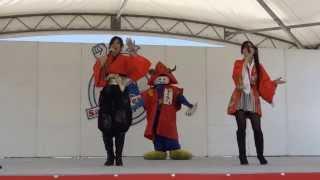 平成25年5月5日九度山町真田祭さくらゆきライブ3曲目.
