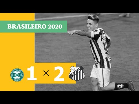 Coritiba Santos Goals And Highlights
