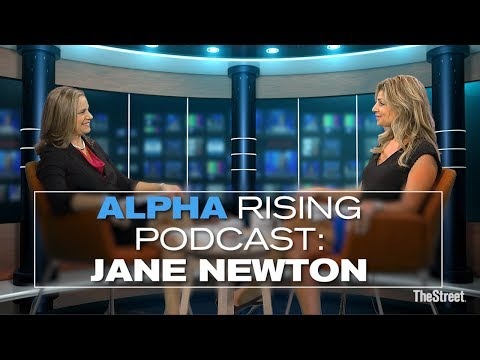 Jane Newton: The Wall Street Women Forum Joins the Alpha Rising Podcast