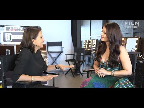 Aishwarya Rai Interview at Cannes 2017 | Film Companion with Anupama Chopra