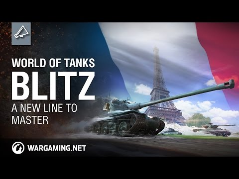 World of Tanks Blitz - A New Line to Master
