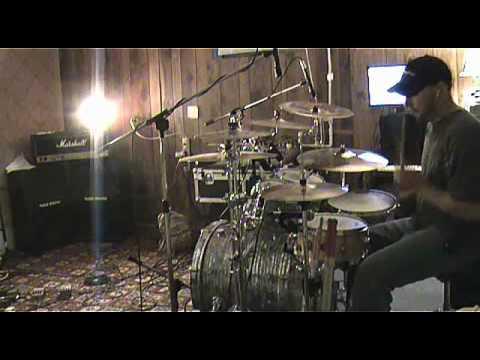 "Cypress Hill ""Rock Super Star"" Drum Cover,Miced Kit"