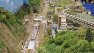 Nゲージがいっぱい走行 北陸新幹線