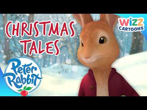 Peter Rabbit | Christmas Tales | Action-Packed Adventures | Wizz Cartoons