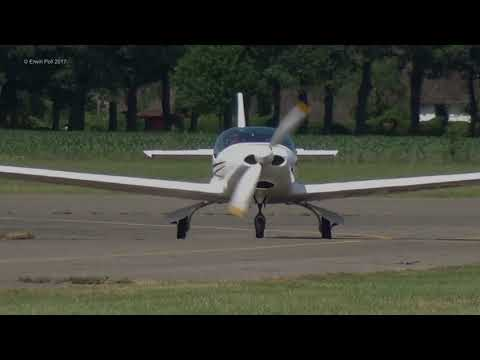 JMB Aircraft, VL 3 Evolution experimental aircraft with retractable gear Teuge 2017