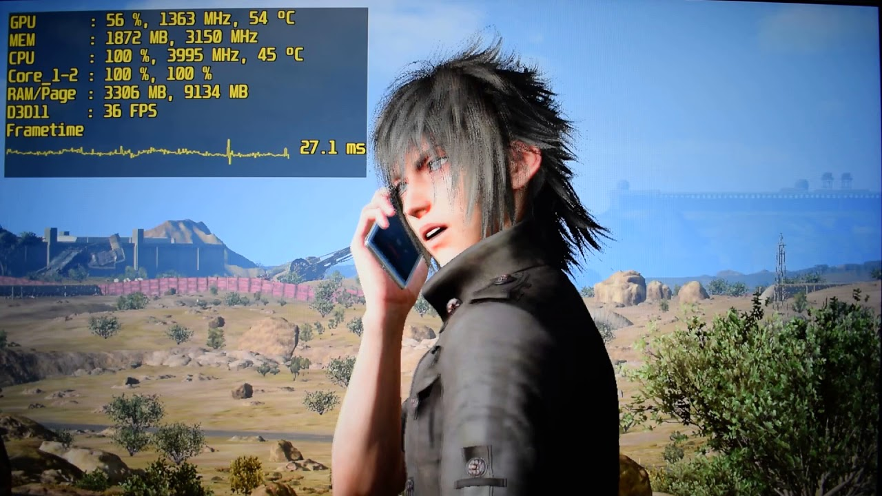 Final Fantasy Xv 15 On Core 2 Duo E8400 4gb Ram Can It Run