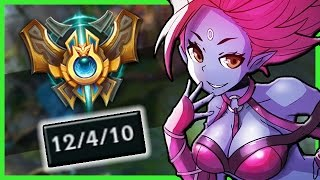 HOW TO PLAY LIKE A KOREAN CHALLENGER PRO - EVELYNN (Longzhu Cuzz) - League of Legends