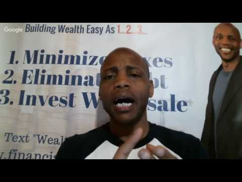 Assets and Equity Two Things Missing From the Black Community E151: Talking Money in the Morning