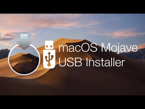 How to Create macOS Mojave Bootable Installer and Fresh Install macOS Catalina