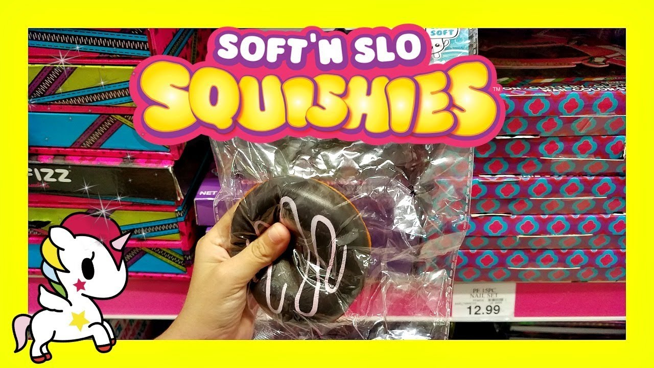 New soft 39 n slo squishies at toys r us toy hunting 2017 - Maisonnette toys r us ...