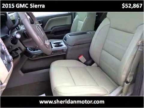 2015 Gmc Sierra New Cars Sheridan Wy Youtube