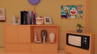 The Nobita's house