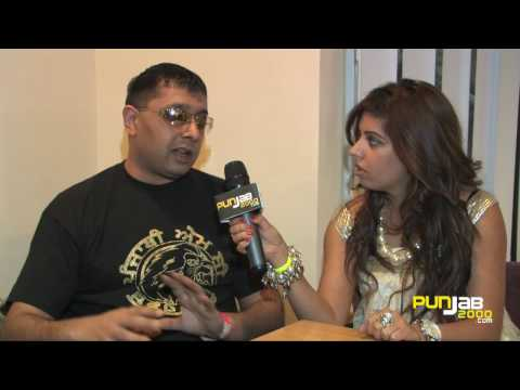 Punjab2000.com - Panjabi MC interview by the Billan Sisters @ the Brit Asia TV 2010 Music Awards