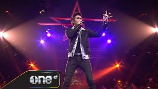 THE ROCK STAR (1/6) 10 YEARS OF LOVE THE STAR TV SPECIAL
