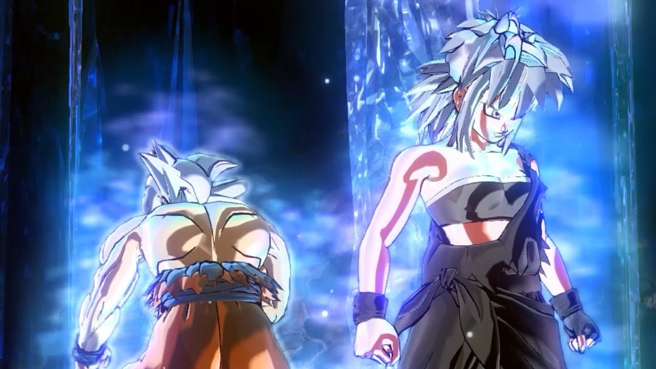 LIMITS SURPASSED! Mastered Ultra Instinct CaC Transformation! | Dragon Ball  Xenoverse 2 Mods