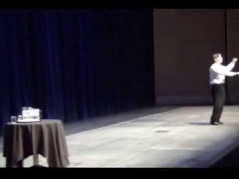 Alfie Kohn at Regina Teachers' Convention 2014