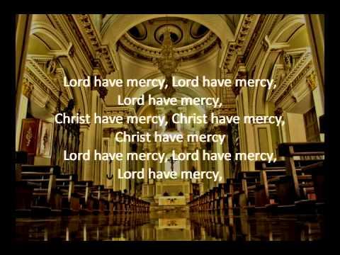 Lord Have Mercy Instrumental Karaoke