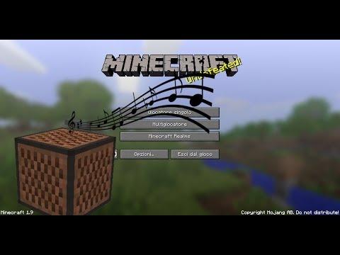 Blocco Sonoro Minecraft Tutorial