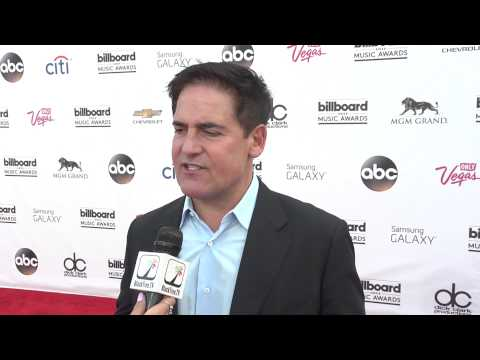 Mark Cuban on Worst Shark Tank Pitch, Donald Sterling and Privacy at Billboard Awards