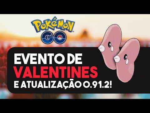 MAIS STARDUST NO EVENTO DE VALENTINES E ATUALIZAÇÃO 0.91.2! | Pokémon GO thumbnail