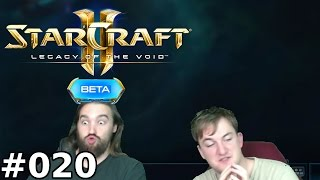 [Sc2] [2v2] - [#020] - [Legacy of the Void] [Beta] - Archon Modus mit GS|Phallus!