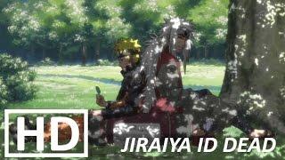 Naruto Shippuuden - Jiraiya is dead