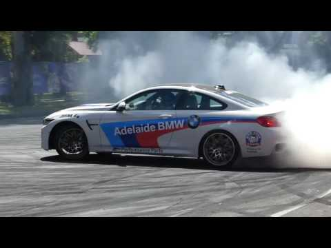 BMW Experience at The Adelaide Motorsport Event 2016