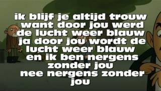 Guus Meeuwis - Nergens Zonder Jou ft. Gers Pardoel  (Lyrics)