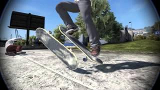 Skate 3 - Hippie Flip, Trick Shots, Stunts, Montage