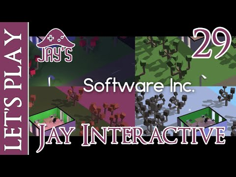 [FR] Let's Play : Software Inc - Jay Interactive - Épisode 29