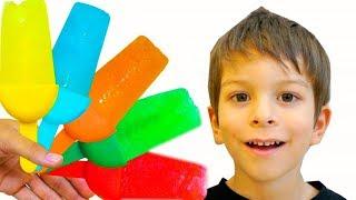 Color Song (Ice Pop) I KLS Nursery Rhymes Kids Songs