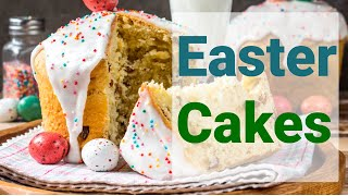 How To Make Easter Cakes, Easter Cake Recipe, Easter Cakes Ideas, Easy Easter Cakes - Tasty Secrets