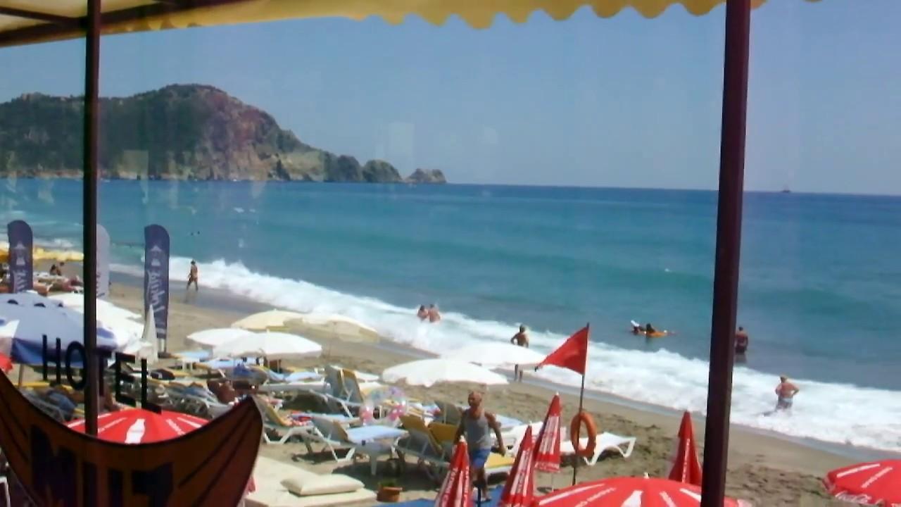 Super Kleopatra MUZ Hotel am Kleopatra Strand Beach Turkey Alanya 19.06  SR66