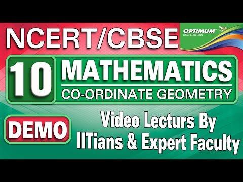 STD 10 MATHS CH 7 Co Ordinate Geometry DEMO thumbnail