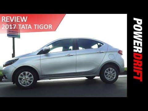 A Day With The Tata Tigor : PowerDrift