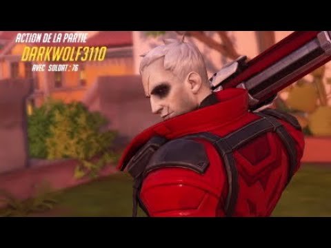Overwatch: Temps Forts-Soldat 76 (19/10/19)