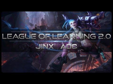 [ITA-GUIDA] ME L'HANNO RUBATA!! - JINX ADC - League Of Legends