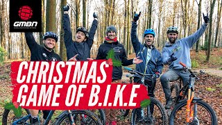 Christmas Game Of B.I.K.E With Olly Wilkins, Ben Deakin, Sam Reynolds, & Chopper Fielder