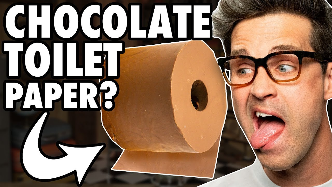 Covering Weird Things In Chocolate (GAME)