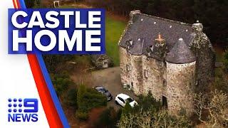 Australian becomes owner of 16th century castle   9 News Australia