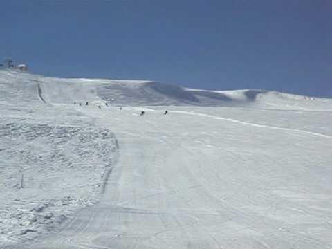 Цахкадзор катание, Tsakhkadzor skiing