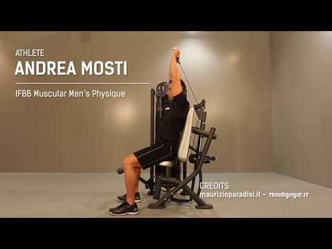 1FE053 – Triceps machine
