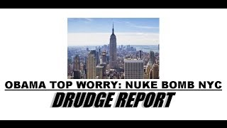 Obama Top Worry: Nuke Bomb NYC