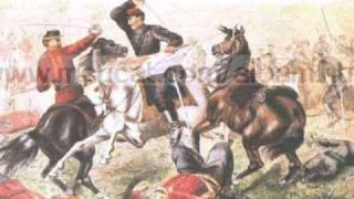 """Guerra de la Triple Alianza  cancion; """"Tuya mi"""""""