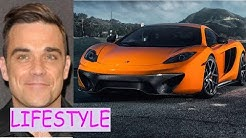 Robbie Williams  Lifestyle (cars, house, net worth)
