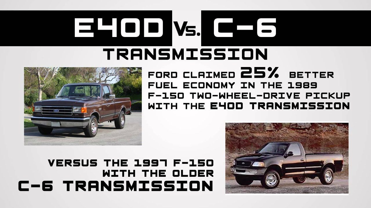 1994 ford e4od transmission fluid type
