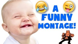 Funny Montage#1 \ Super Fighters Deluxe