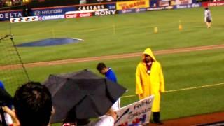 Chile vs Ecuador at Citi Field...Chile Entrance