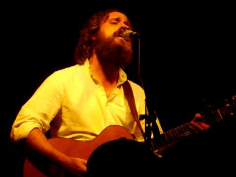 Iron and Wine-new song (the glad man) mp3