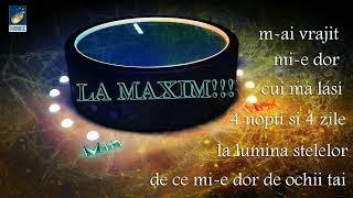 La Maxim - compilatie manele vechi